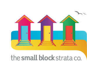 Small Block Strata Co Logo