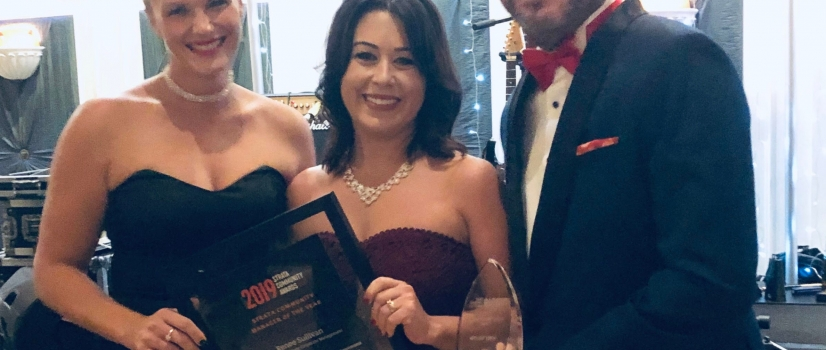 Renee Sullivan has been awarded Qld Strata Community Manager of the Year